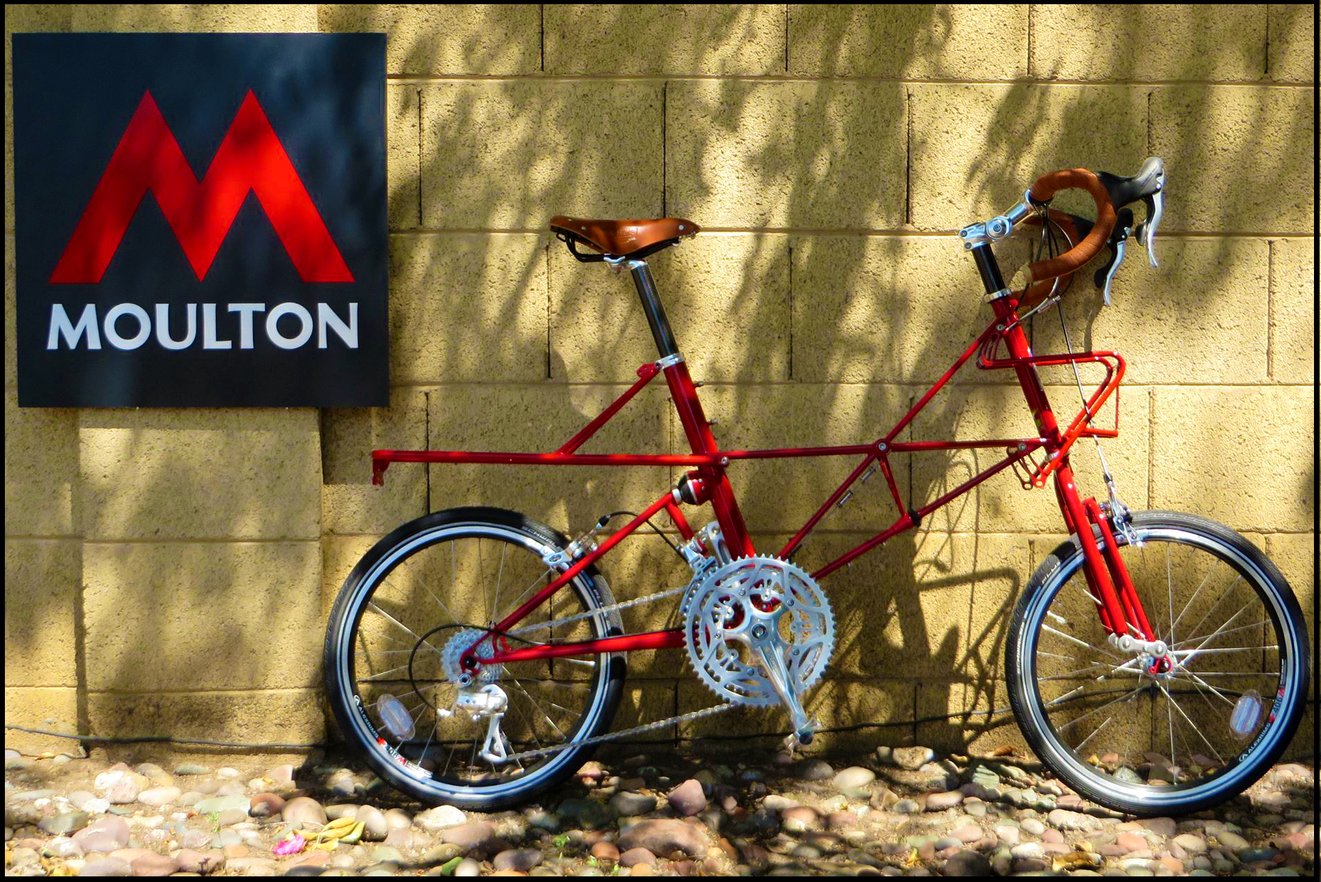 Why You Should Consider A Moulton For Your Next Bike
